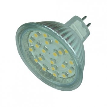 Led- lampa mr 16 1,5 w