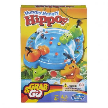 Hungry Hungry Hippos Grab & Go