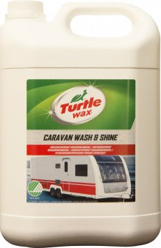 Turtle Wax Caravan Wash & Shine 5-Liter