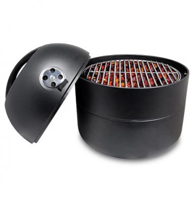 Smartliving Portabel Kolgrill
